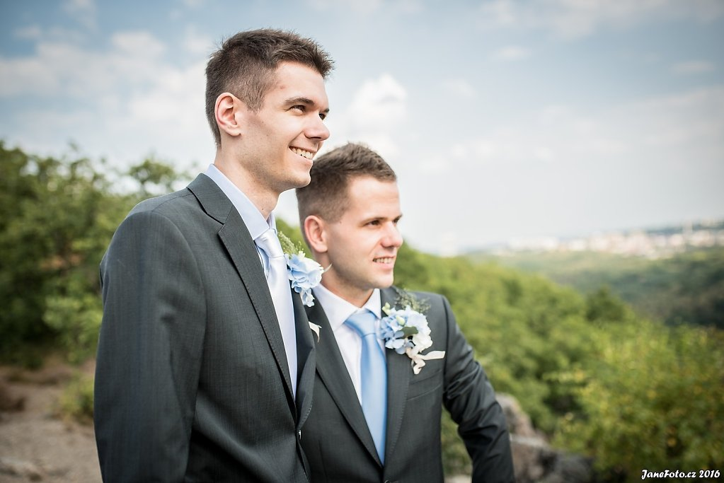 Honza a Tomáš