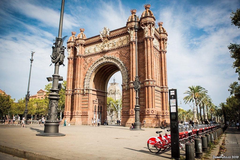 Barcelona a Calella